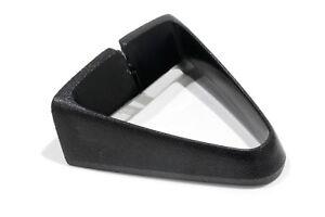 OEM NEW Triangle Seat Belt Guide Loop Black 73-81 Pontiac Chevrolet Buick