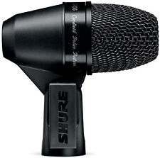 Shure PGA56-LC PG ALTA Cardioid Dynamic Snare Drum / Tom Microphone with A50D Cl