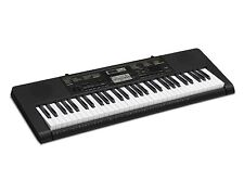 Casio Portable Keyboard Package 60 Piano Keys With Stand Portable Black