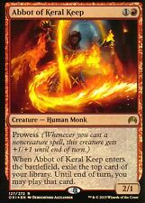 Abbot of Keral Keep FOIL   NM   Magic Origins   Magic MTG