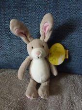 BNWT Harrods  Cream White My First Bunny Soft Cuddly Toy