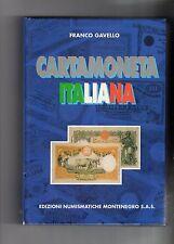 CARTAMONETA ITALIANA - FRANCO GAVELLO - NUOVO