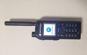 Motorola MTP850 TETRA Digital radio, H60ECN6TZ5AN PT811B