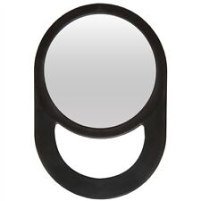 MR-SNS-41 BARBER SALON BEAUTY SOFT 'N STYLE ROUND HAIR STYLING MAKE UP MIRROR