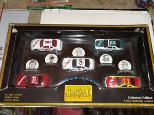 Trackside Limited Edition NASCAR Legend Series Collectors Edition 5 Car Set 1:64