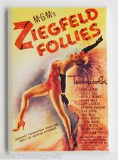 Ziegfeld Follies FRIDGE MAGNET (2.5 x 3.5 inches) movie poster musical