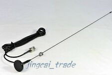 ORIGINAL NAGOYA UT-108 BNC MOBILE DUAL BAND Magnet Antenna for Yaesu Icom radio