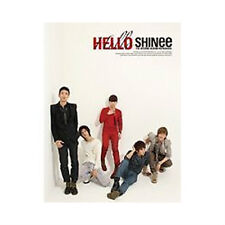 K-Pop Shinee - The 2nd Album Repackage-Hello (SHINE2R)