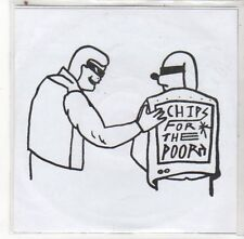 (DL27) Chips for the Poor, Fistula - 2012 DJ CD