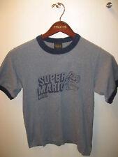 Super Mario Bros Retro Changes Video Game Men T Shirt S