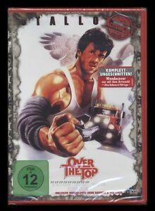 DVD OVER THE TOP - ACTION CULT - SYLVESTER STALLONE - UNCUT *** NEU ***