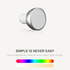 GU10 RGBW 5W Smart Wifi LED Bulb Smart Spotlight Dimmable for Alexa/Google UK