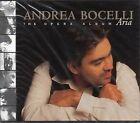 CD ANDREA BOCELLI ARIA The opera Album .....NUOVO