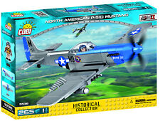 COBI Small Army WWII 'US North American P-51D Mustang' 265 Pieces Item #5536