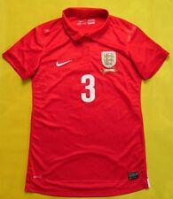 England Women Jersey 2013 2014 Match Worn Home S Shirt Red Football Nike ig93