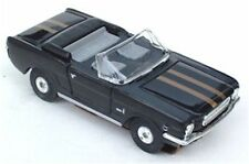 1965 Ford Mustang Convertible Black Gold Stripe MoDEL MoToRING SLoTCaR Body ONLY