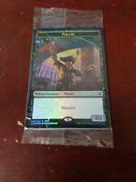 Pirate / Treasure Foil FNM Promo Token Sealed Pack Of 4 MTG Magic