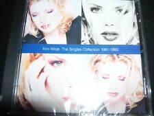 Kim Wilde The Singles Collection 1981 - 1993 CD - New