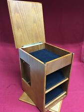 Lori Greiner Clever Unique Creations Cellphone Charging Station Keys Jewelry Box