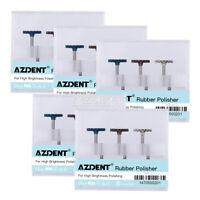 5 Packs AZDENT Dental Composite Polishing Diamond System RA Disc 14mm Wheel