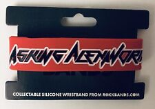ASKING ALEXANDRIA SILICONE RUBBER WRISTBAND