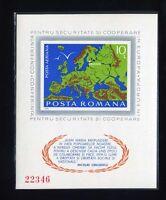 TOP RUMÄNIEN 1975, MiNr. Block 125, **, postfrisch, LUXUS, E10