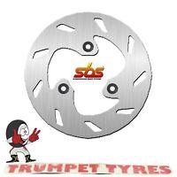 Peugeot Speedfight 2 100 X-Race 2001 - 2007 SBS Rear Brake Disc OE Quality 5163