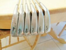 Right hand set of Titleist DCI 962 irons 5-pw
