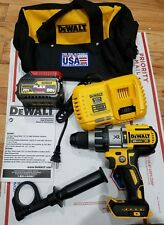 DEWALT DCD996B FLEXVOLT  20/60 VOLTS HAMMER DRILL KIT. DCD996P1