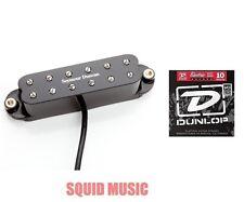 Seymour Duncan JB JR. Neck Pickup For Strat Black SJBJ-1N ( 1 SET OF STRINGS )