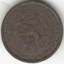 1906 Netherlands 1/2 Cent***Collectors***