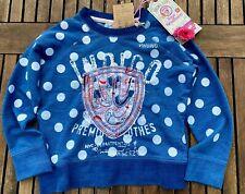 Vingino Sweatshirt 116 neu