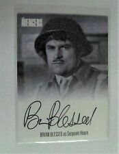 The Avengers Complete Trading Cards Brian Blessed (AVBL1) Autograph Card