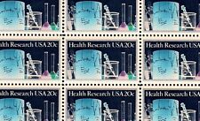 HEALTH RESEARCH (1984) - #2087 Full Mint Sheet of 50 Postage Stamps