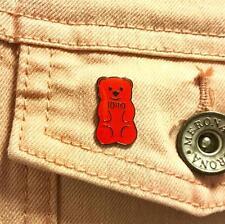 10MG EDIBLE BEAR ENAMEL PIN BORT'S PIN EMPORIUM