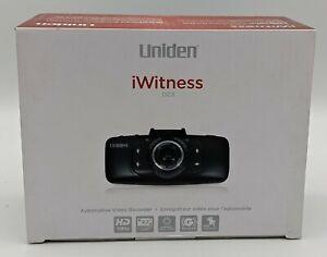 Uniden DC3 IWitness Full HD 30fps Dash Cam Recorder Brand New