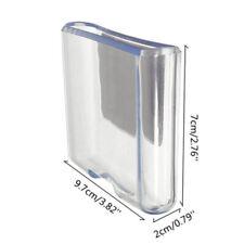 Vehicle Hanging Dashboard Phone Box Transparent Car Mobile Phone Holder,