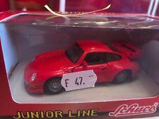 Porsche 911 Turbo 1/43 Schuco