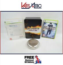 Call Of Duty: World At War Limited Edition Collector's Tin & Flask (Xbox 360)