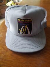John Deere PARTS EXPO '95 1995 ST. LOUIS Advertising Promotional Hat Trucker Cap
