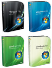 ISO for Windows Vista All in one 32 and 64bi Re-Install Repair Instant Download