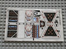 Autocollant LEGO CHIMA stickers ref 21326 - 6115811 - 70226stk01a / Set 70226