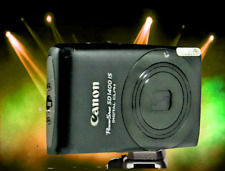 CANON SD1400 IS BLACK MECHANICALLY RECONDITIONED-STABILIZER-HELPS W/ HAND SHAKE