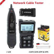 Rj45 Cable Tracker Poe Network Wire Checker Cable Tester Network Tool Noyafa