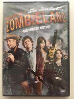 Bienvenue à Zombieland DVD NEUF SOUS BLISTER Woody Harrelson, Emma Stone