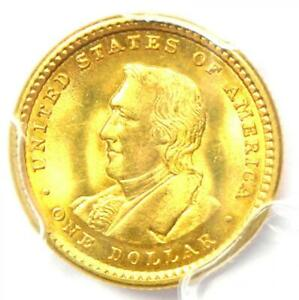 1905 Lewis & Clark Gold Dollar G$1 Coin - PCGS MS64+ Plus Grade - $2,750 Value!