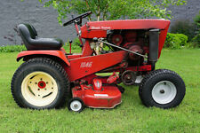 """Wheel Horse Riding Mower - Rare 1966 Model 1046! - Includes 36"""" Mowing Deck!"""