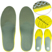 Orthotic Insoles Heel GEL Arch Foot Care Blisters Sport Pad Pain Relief Cushion