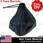 Manual Shifter Shift Boot Leather For Datsun 240z 260z 280z Black
