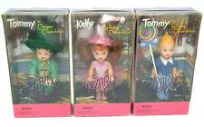 Muñeca Barbie Kelly Tommy doll Mayor Lollipop Lullaby Munchkins Wizard of Oz LOT